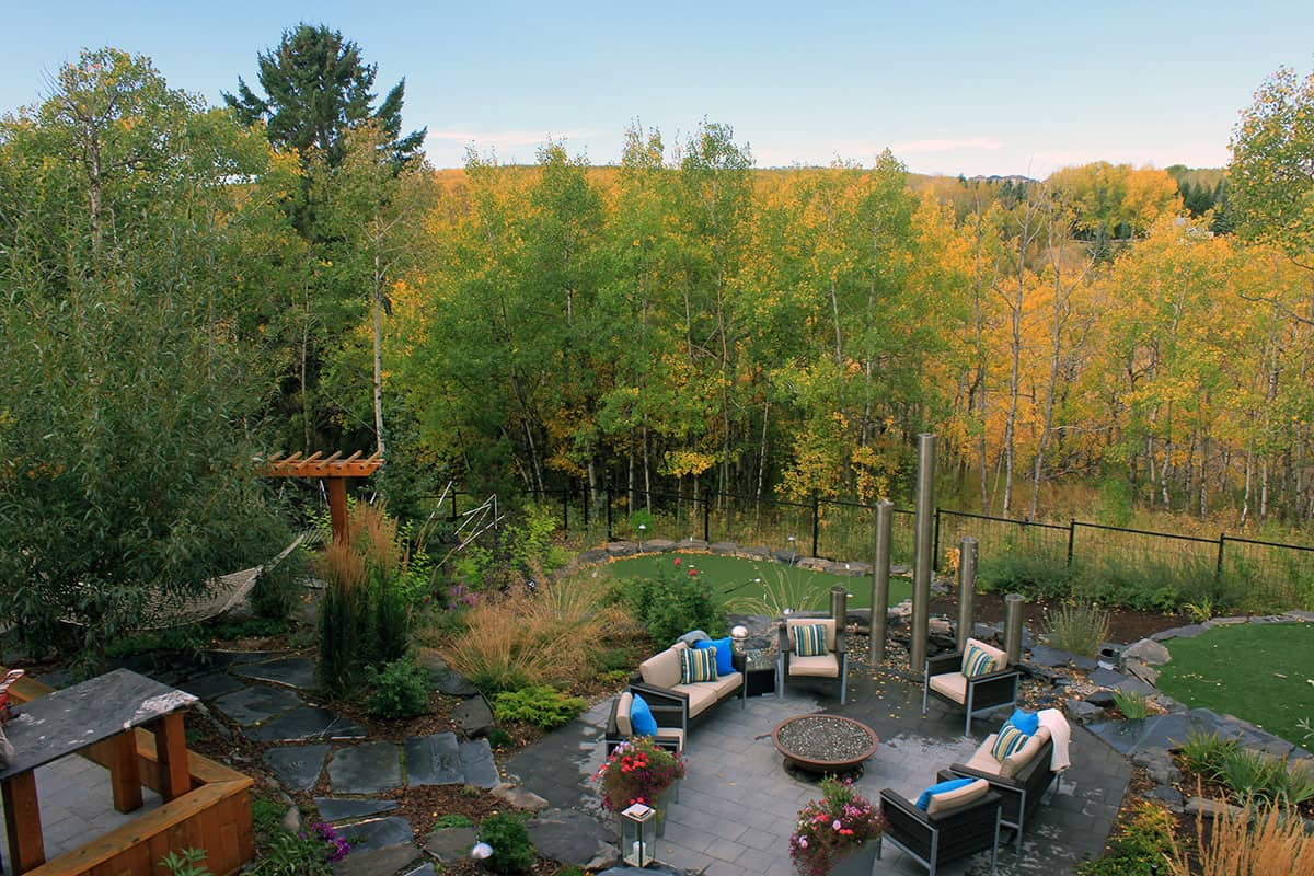 BEST LANDSCAPE DESIGNS IN CALGARY, best landscape in calgary