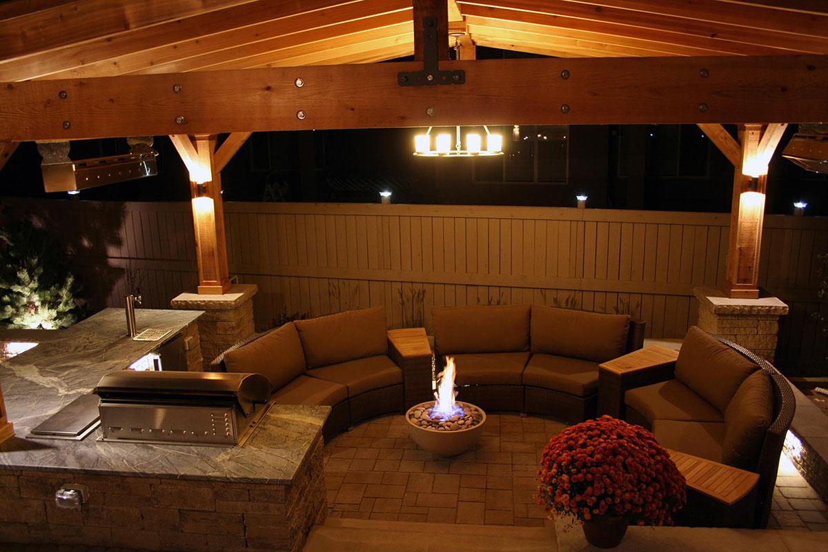landscape designed to sui gardens, landscape designer crafts a beautiful patio