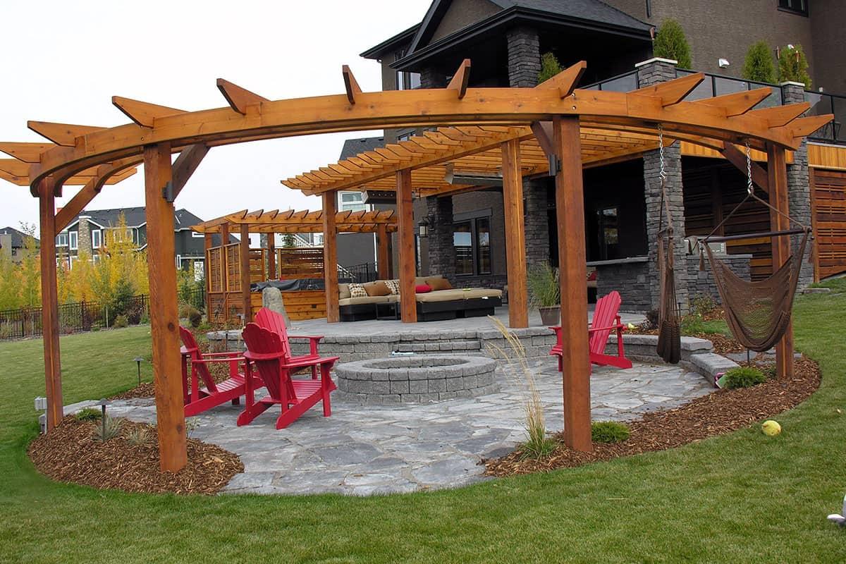 Custom Courtyards Enhance Your Backyard | Ananda Landscapes on Custom Backyards id=85863