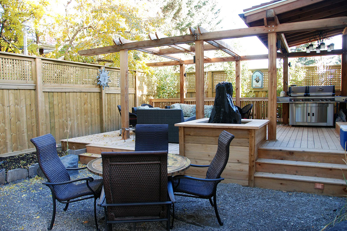 outdoor privacy screens have double benefits ananda