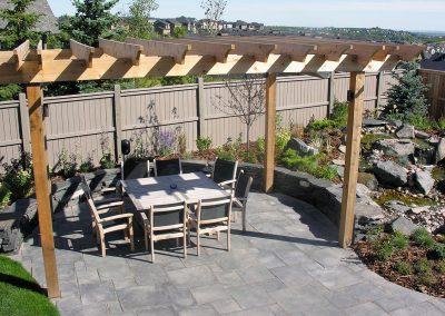 backyard garden design outdoor space outdoor oasis backyard idea