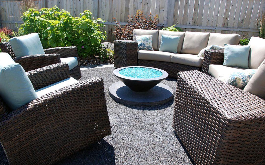 Design Your Backyard Getaway