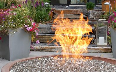 Where To Put My Backyard Fire Pit In Calgary
