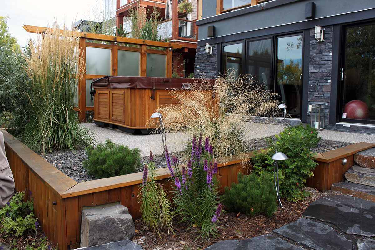 Outdoor Privacy Screens Have Double Benefits | Ananda ...
