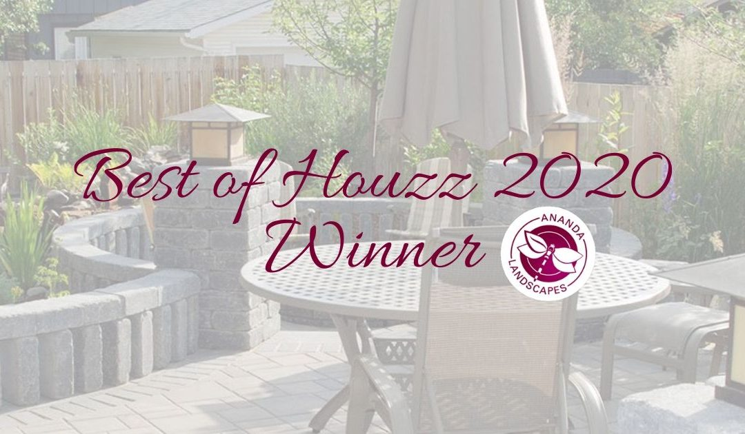 Best of Houzz 2020 Awarded For 5th Consecutive Year