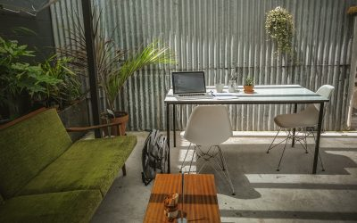 Work From Your Backyard Home Office